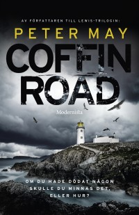 Book cover: Coffin Road av
