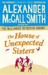 Omslagsbild: The house of unexpected sisters av