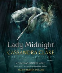 Omslagsbild: Lady Midnight av