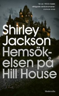Book cover: Hemsökelsen på Hill House av