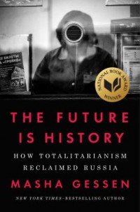 Book cover: The future is history av