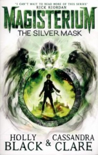 Omslagsbild: The silver mask av