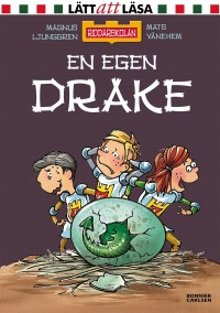 Book cover: En egen drake av