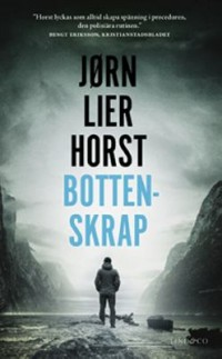 Book cover: Bottenskrap av