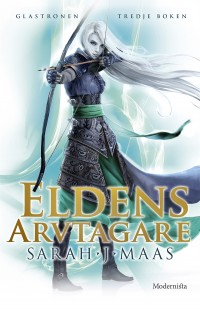 Book cover: Eldens arvtagare av