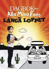 Omslagsbild: Diary of a wimpy kid - The long haul av