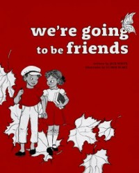 Omslagsbild: We're going to be friends av