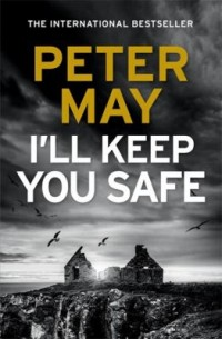 Book cover: I'll keep you safe av