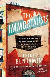 Omslagsbild: The immortalists av