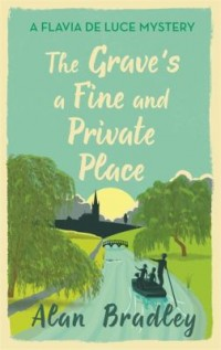 Omslagsbild: The grave's a fine and private place av