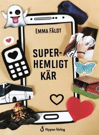 Book cover: Superhemligt kär av