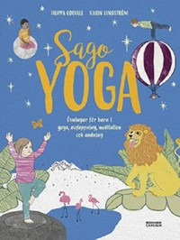 Book cover: Sagoyoga av