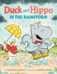 Omslagsbild: Duck and Hippo in the rainstorm av