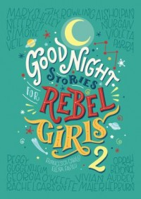 Omslagsbild: Good night stories for rebel girls av