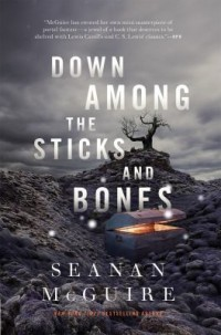 Omslagsbild: Down among the sticks and bones av