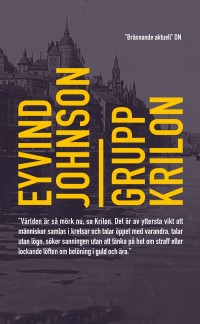 Book cover: Grupp Krilon av