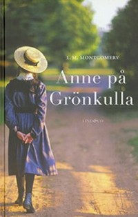 Book cover: Anne på Grönkulla av