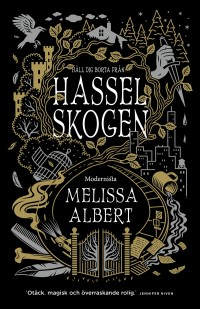 Book cover: Hasselskogen av