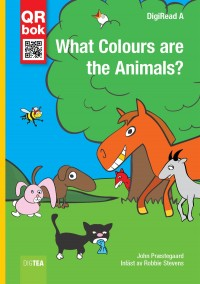 Omslagsbild: What colours are the animals? av