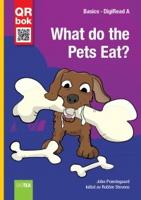 Omslagsbild: What do the pets eat? av
