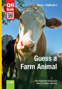 Omslagsbild: Guess a farm animal av