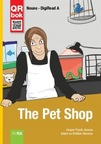 Omslagsbild: The pet shop av