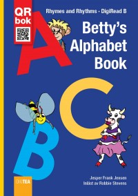Omslagsbild: Betty's alphabet book av