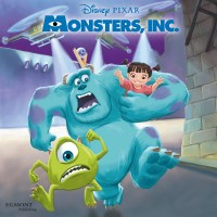 Omslagsbild: Monsters, Inc av