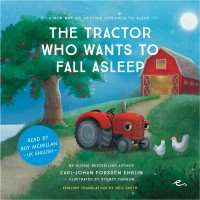 Omslagsbild: The tractor who wants to fall asleep av