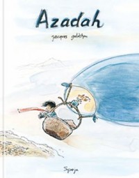 Book cover: Azadah av