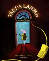 Book cover: Tända lampan av