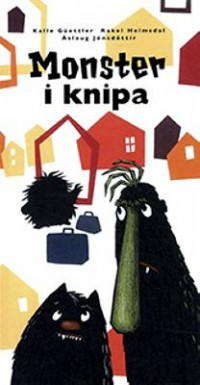 Book cover: Monster i knipa av