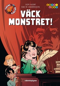 Book cover: Väck monstret! av