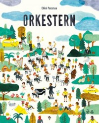 Book cover: Orkestern av