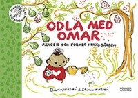 Book cover: Odla med Omar av