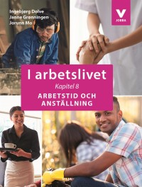 Book cover: I arbetslivet av