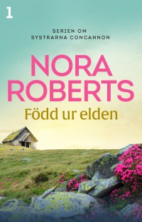 Book cover: Född ur elden av