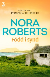 Book cover: Född i synd av