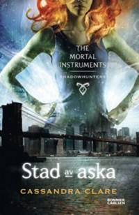 Book cover: Stad av aska av