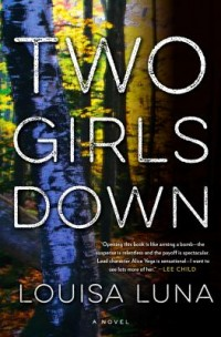 Omslagsbild: Two girls down av