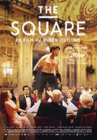 Omslagsbild: The square av