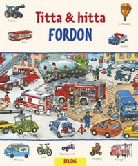 Book cover: Fordon av