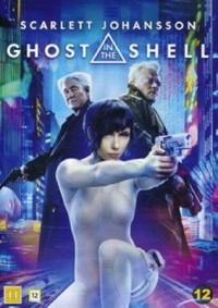 Omslagsbild: Ghost in the shell av