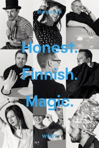 Omslagsbild: Honest. Finnish. Magic av