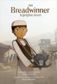 Omslagsbild: The breadwinner av