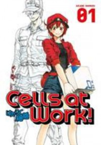 Omslagsbild: Cells at work! av