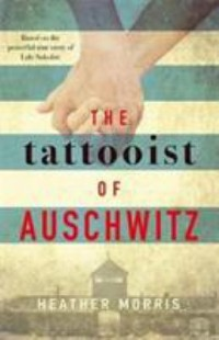 Omslagsbild: The tattooist of Auschwitz av
