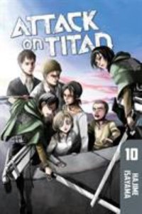 Omslagsbild: Attack on Titan av