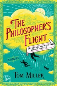 Book cover: The philosopher's flight av