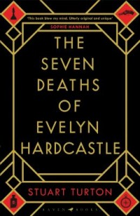 Omslagsbild: The seven deaths of Evelyn Hardcastle av